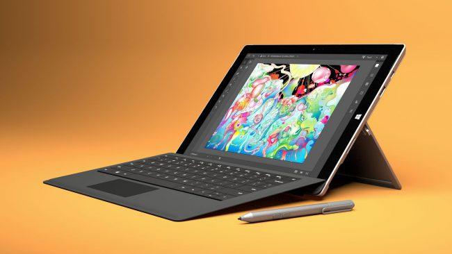 Фото - Microsoft сворачивает производство планшета Surface 3