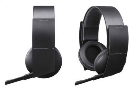 Фото - Sony представила новую гарнитуру для PS3