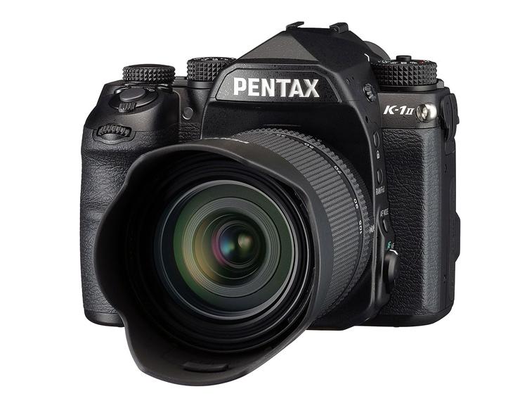Фото - Pentax предлагает обновить камеру K-1 до модели K-1 Mark II»