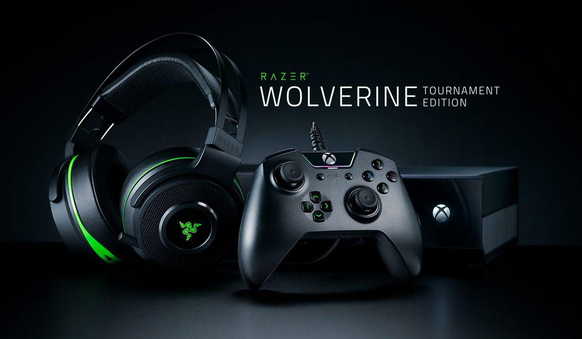Фото - Обзор игрового контроллера Razer Wolverine Tournament Edition