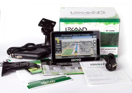 Фото - Lexand обновляет линейку спутниковых GPS-навигаторов