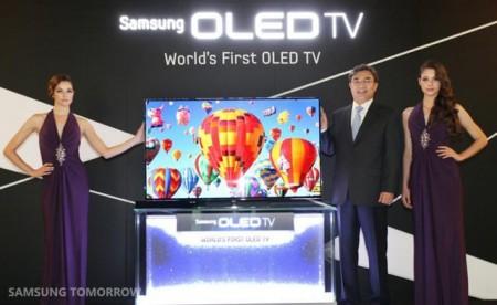 Фото - Samsung запускает в продажу 55-дюймовые OLED TV