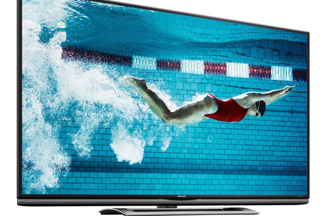 Фото - Sharp представила первый THX-сертифицированный 4K-телевизор