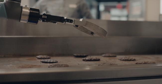 Фото - В следующем году бургеры для американцев будут делать роботы