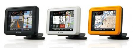 Фото - Sony представила три новых навигатора семейства Nav-U