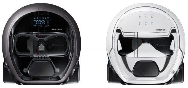 Фото - Samsung выпустит умные пылесосы в стиле Star Wars