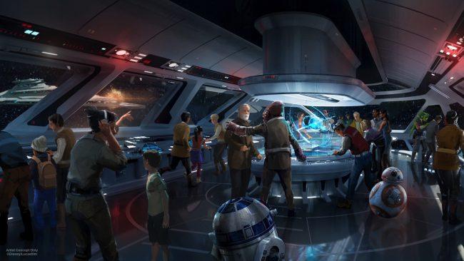 Фото - Парки развлечений по мотивам Star Wars откроют свои двери в 2019 году