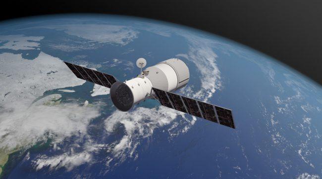 Фото - Китайская орбитальная станция «Тяньгун-1» упала в Тихом океане