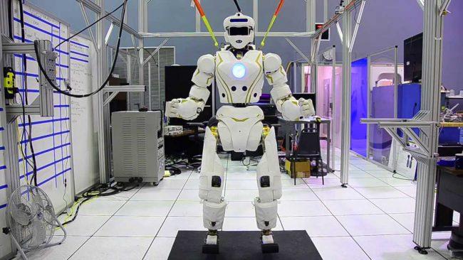 Фото - Valkyrie: прямоходящий робот для колонизации Марса