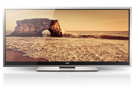 Фото - Vizio Cinemawide — широкоформатная 58-дюймовая  HDTV панель с соотношением сторон 21:9