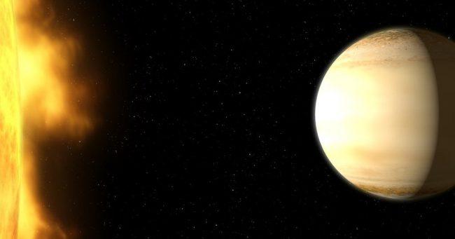 Фото - Атмосфера обнаруженной планеты-супергиганта очень удивила ученых