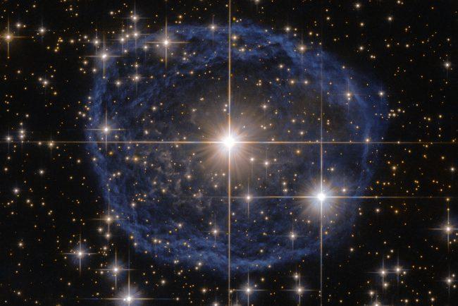 Фото - Солнечная система могла образоваться внутри гигантского космического пузыря