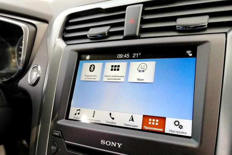 Фото - Все автомобили Ford в России и мире обзаведутся навигацией Waze»