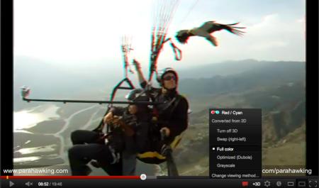 Фото - YouTube конвертирует все загружаемые 1080p-видео в 3D