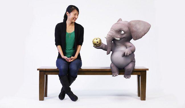 Фото - Инженеры Disney разработали «магическую скамейку» дополненной реальности