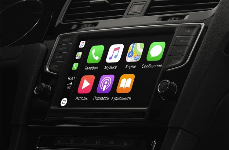 Фото - Половина новых автомобилей в Европе поддерживает Android Auto или Apple CarPlay»