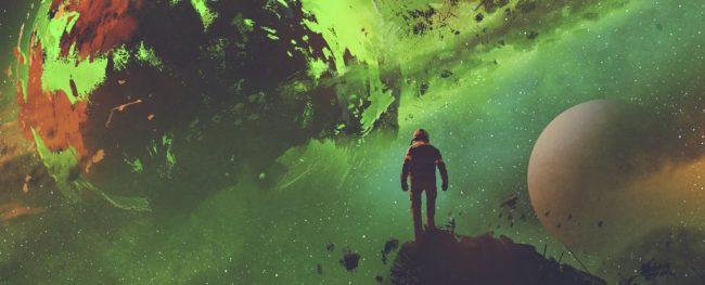 Фото - Причиной нашего «одиночества» в космосе может являться гравитация
