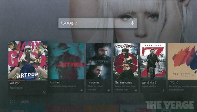 Фото - Google готовит Android TV — гибрид ТВ-приставки и игровой консоли
