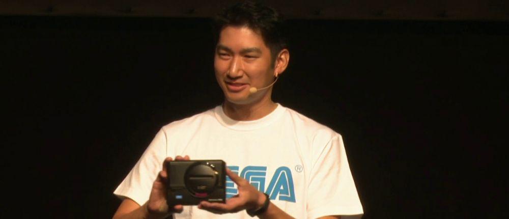 Фото - Анонсирована мини-версия Sega Mega Drive