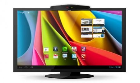 Фото - #CES | ARCHOS TV connect сделает из HDTV огромный планшет