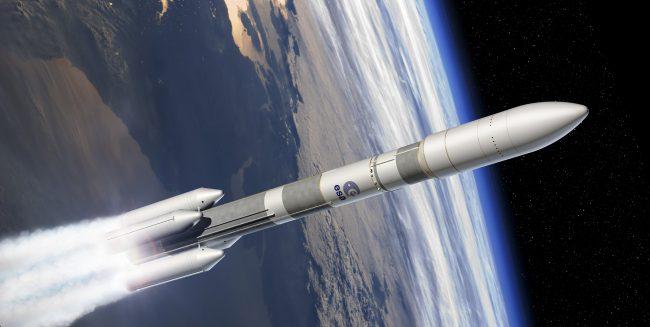 Фото - В Германии успешно прошли испытания новейшего двигателя для ракеты Ariane 6