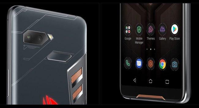 Фото - Представлен самый мощный Android-смартфон с вентилятором для охлаждения