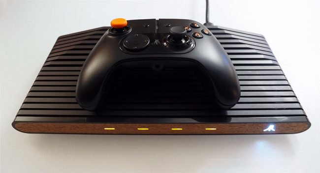 Фото - Atari показала неигровой прототип новой приставки «VCS» на GDC 2018