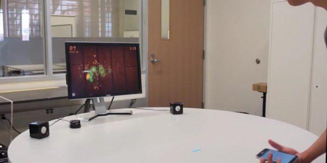 Фото - Технология Hauoli позволяет отслеживать движения по звукам