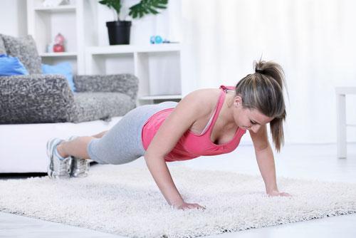 Фото - Как избавиться от лишнего веса с помощью тренировок на дому