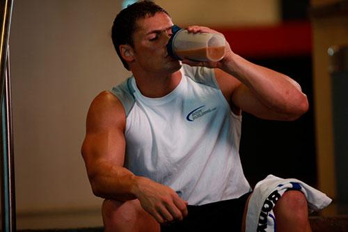 Фото - Протеин: лидер спортивного питания
