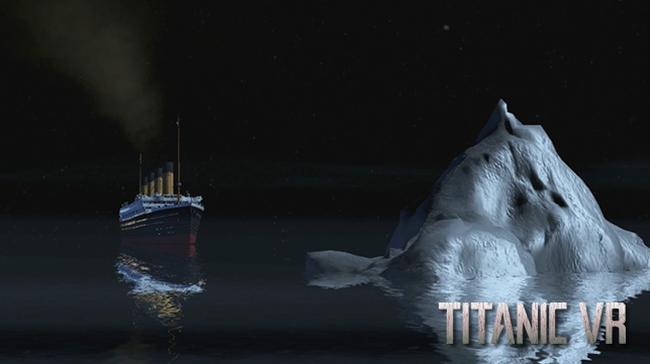 Фото - Виртуальная реальность позволит вам пережить гибель «Титаника»
