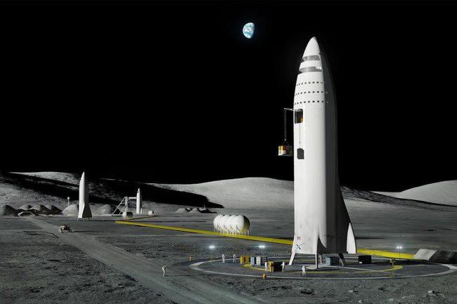 Фото - Илон Маск показал деталь для производства Big Falcon Rocket (ОБНОВЛЕНО)