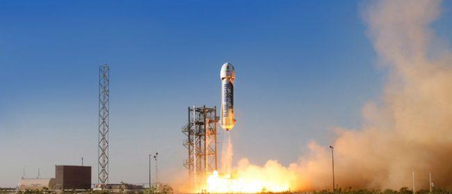 Фото - Blue Origin испытывает многоразовые ракеты. Но почему так скрытно?