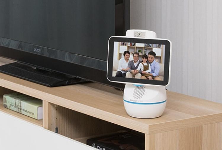 Фото - QNAP AfoBot: робот-компаньон для организации видеосвязи»
