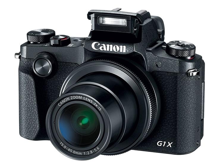 Фото - Фотокамера для энтузиастов Canon PowerShot G1 X Mark III оценена в $1300″