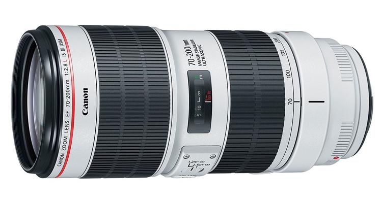 Фото - Canon EF 70-200mm f