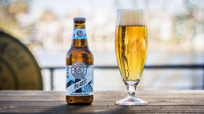 Фото - Carlsberg сварили первое пиво из сточных вод