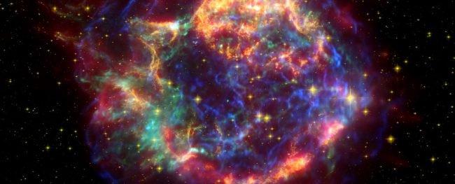 Фото - Обнаружена крайне необычная сверхновая, взорвавшаяся дважды