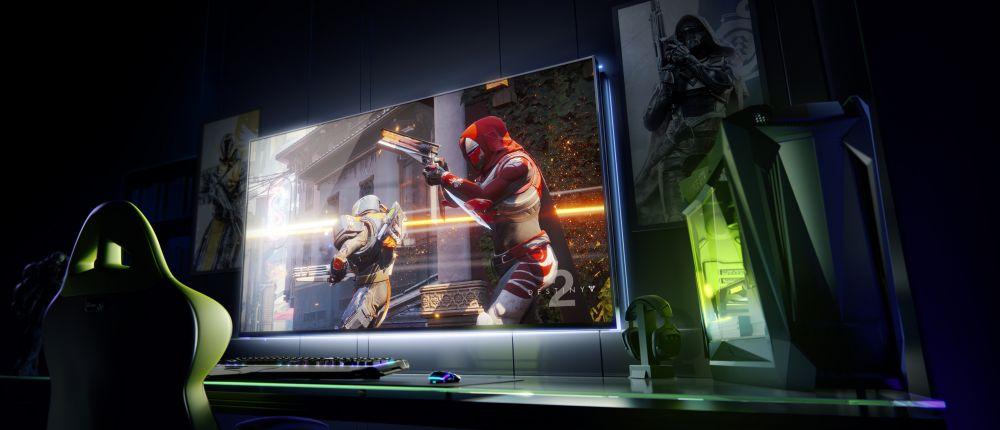 Фото - CES 2018: Nvidia представила новые игровые 4К мониторы BFGD с диагональю 65 дюймов