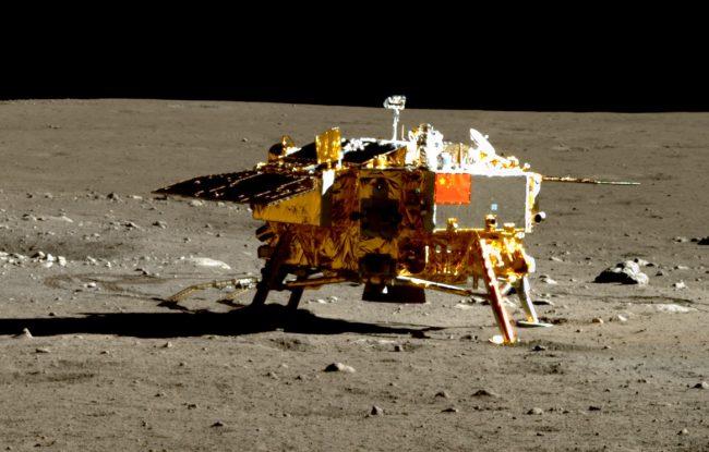 Фото - Китай в этом году отправит на Луну растения и насекомых