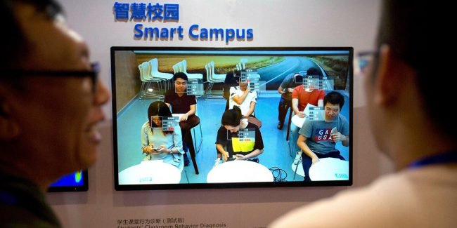 Фото - Технология распознавания лиц проверяет китайских школьников каждые 30 секунд