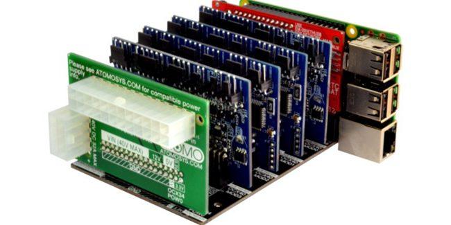 Фото - Atomo — замена Arduino и модульный электронный «LEGO»