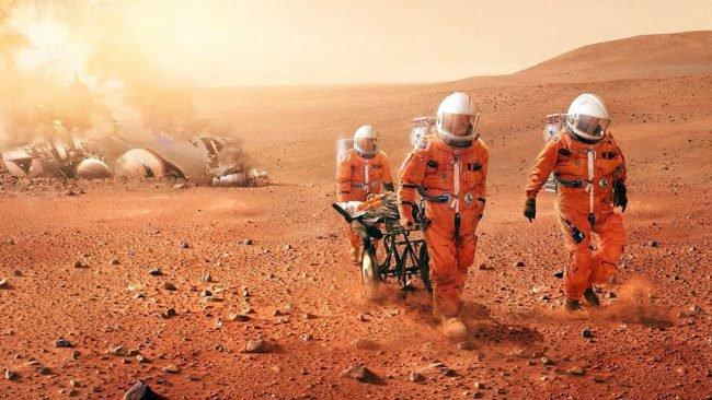 Фото - Первым колонистам Марса придется отказаться от секса и потомства
