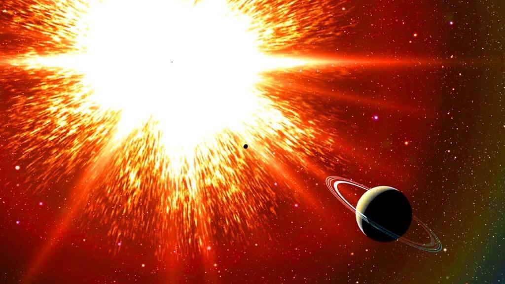 Фото - Вспышки сверхновых могли привести к массовым вымираниям на Земле