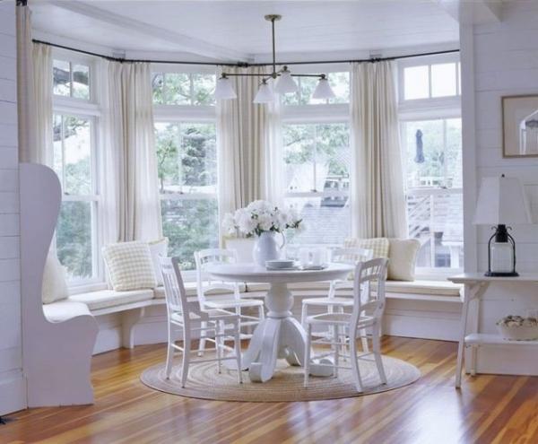 Фото - 9 советов по дизайну комнаты с эркером + фото