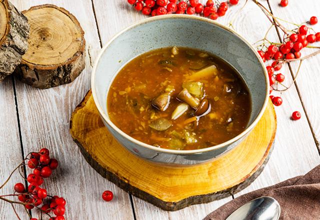 Фото - 3 варианта традиционного русского обеда: солянка, уха из стерляди и щи из щаницы