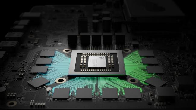 Фото - Microsoft раскрыла технические характеристики консоли Project Scorpio