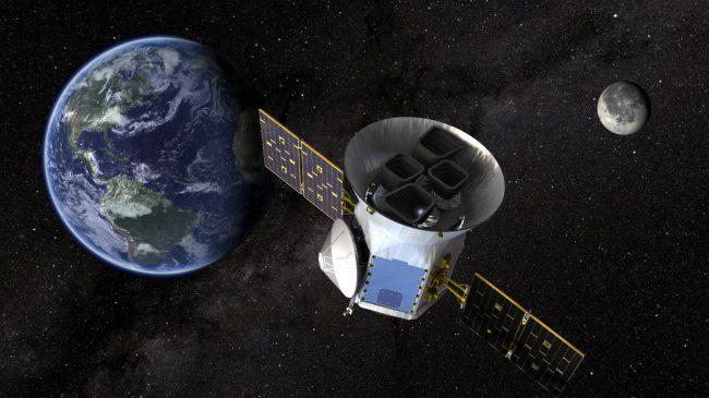 Фото - Новый «охотник за экзопланетами» NASA будет запущен в понедельник