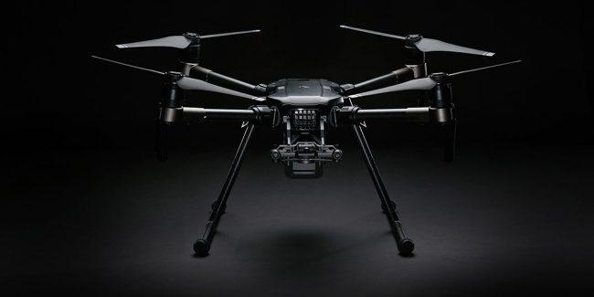 Фото - В DJI разработали всепогодный дрон