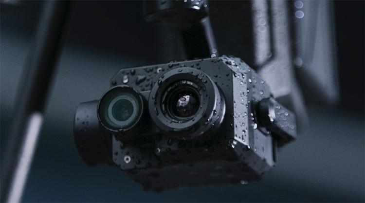 Фото - DJI Zenmuse XT2: камера с тепловизором для беспилотников»